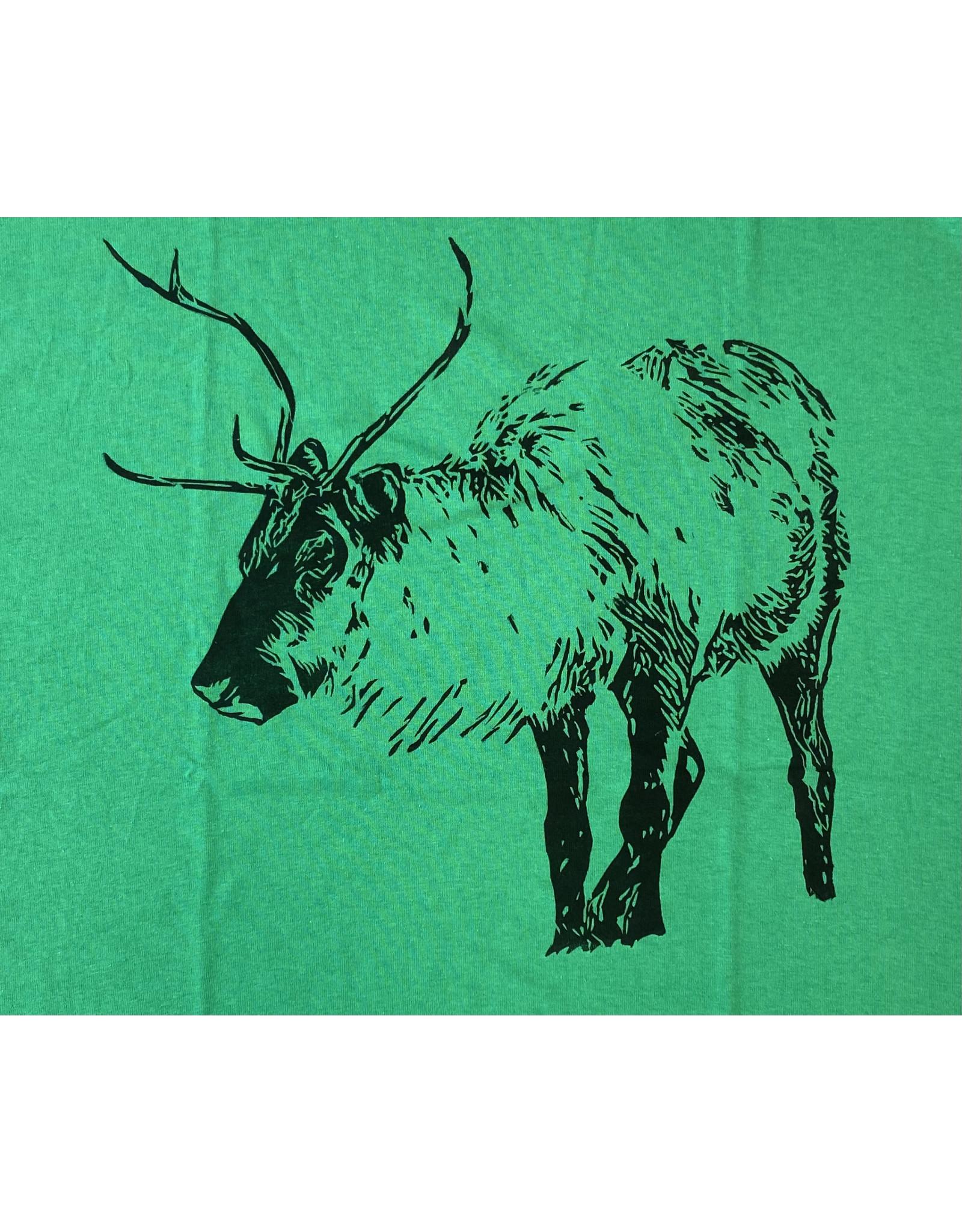 Graham, Peter Carbiou (large), t-shirt