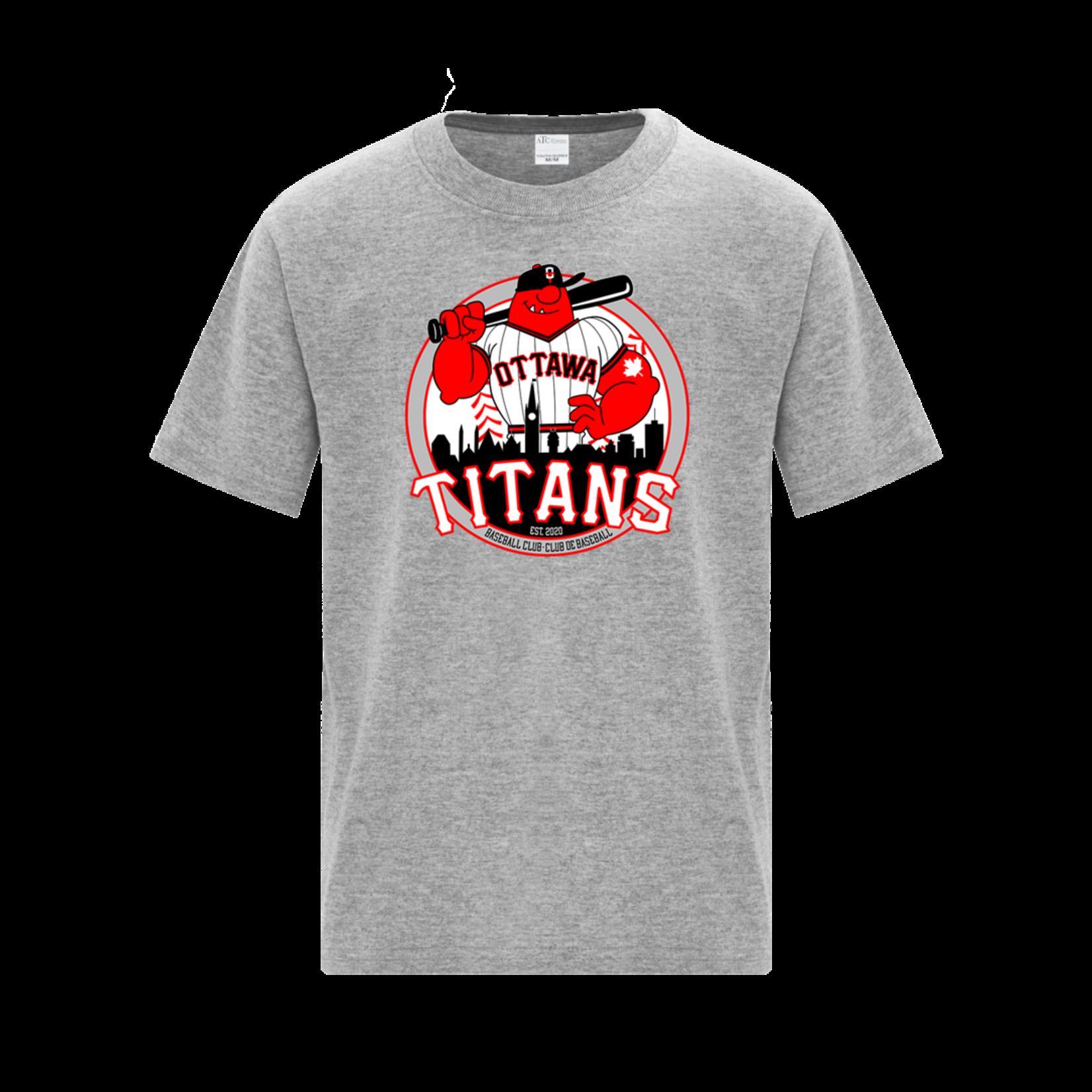 ATC Youth Primary Logo T-Shirt