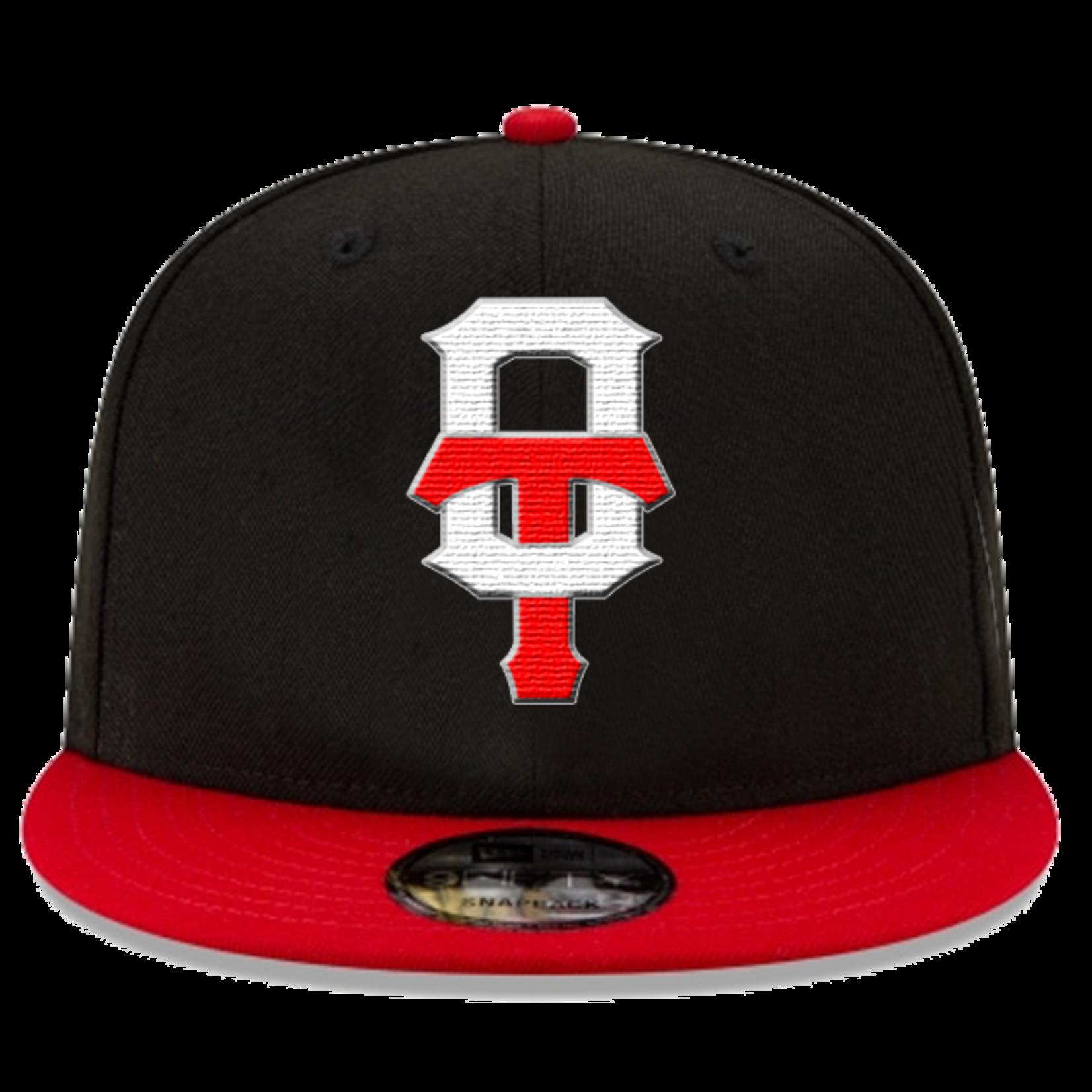 NEW ERA Titans 950 Black & Red Cap