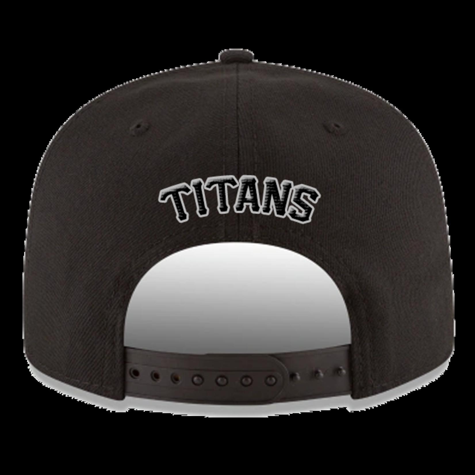 NEW ERA Titans 950 Black & Grey Cap