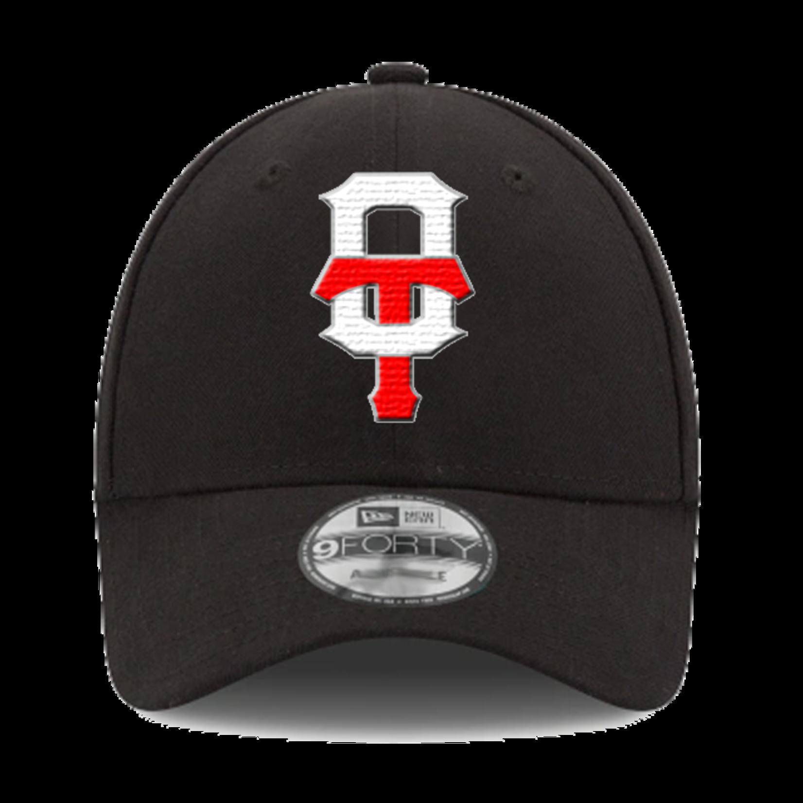 NEW ERA Titans 940SS Black Cap