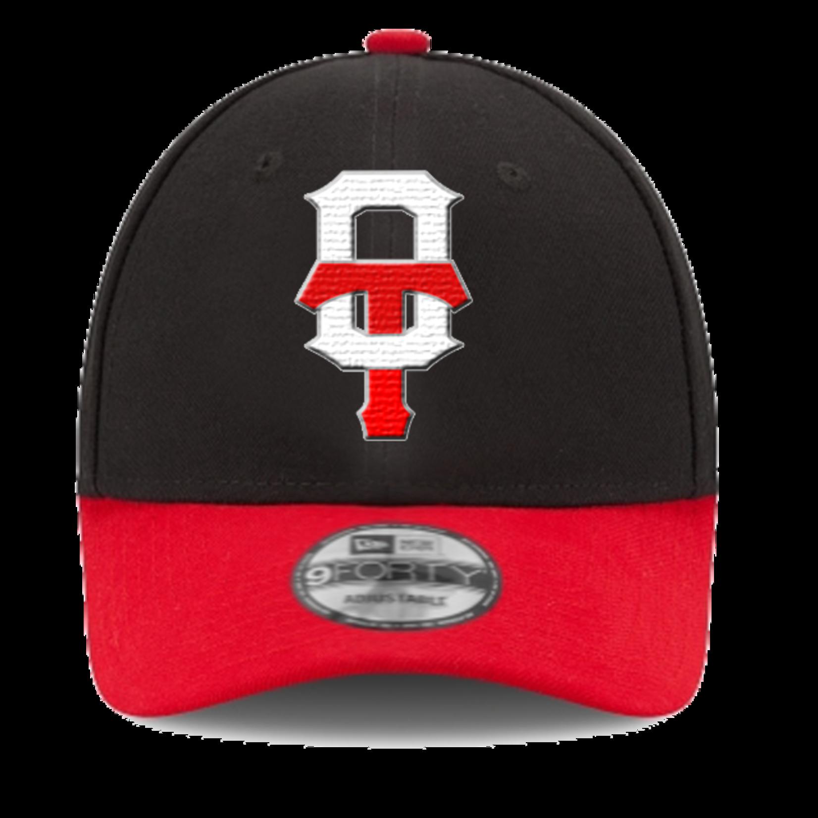 NEW ERA Titans 940SS Black & Red Cap