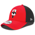 NEW ERA Titans 3930 Neo Red & Black Cap