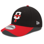 NEW ERA Titans 940 Kids' Black & Red Cap