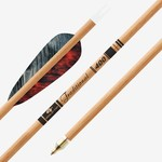 """Gold Tip Gold Tip Traditional  4"""" Feather 400 Spine"""