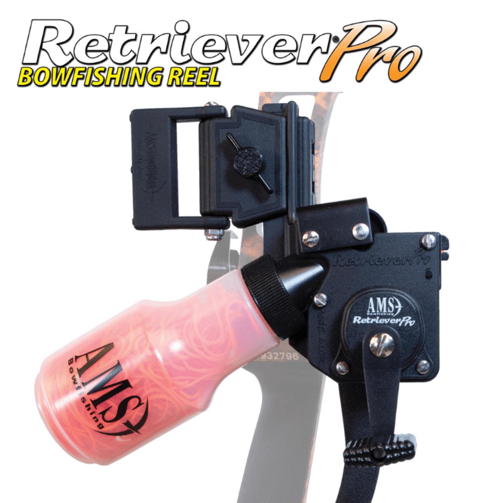 AMS AMS Retriever Pro Bowfishing Reel(R/H)