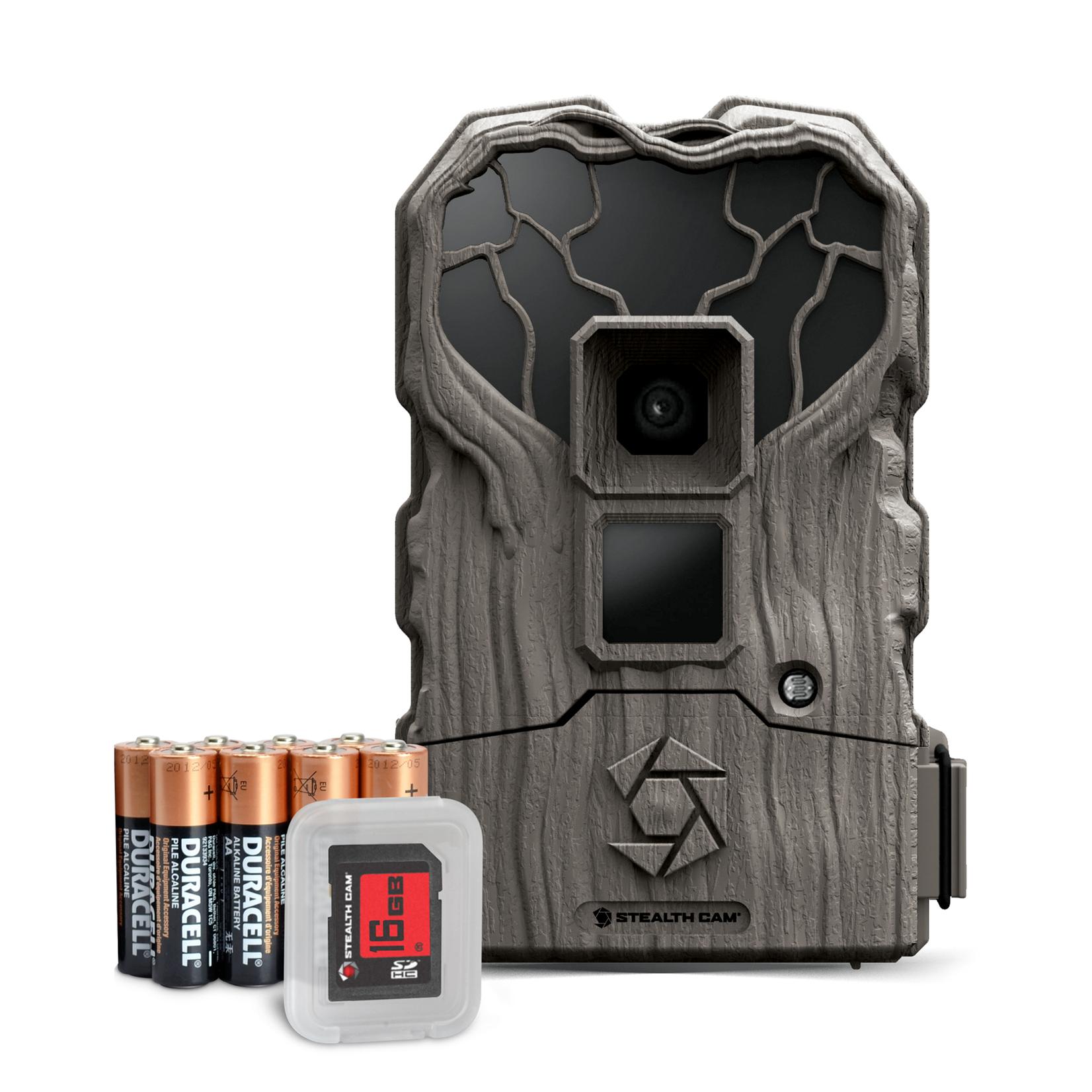 STEALTH Stealth Cam  QV18K  Trail Camera Kit