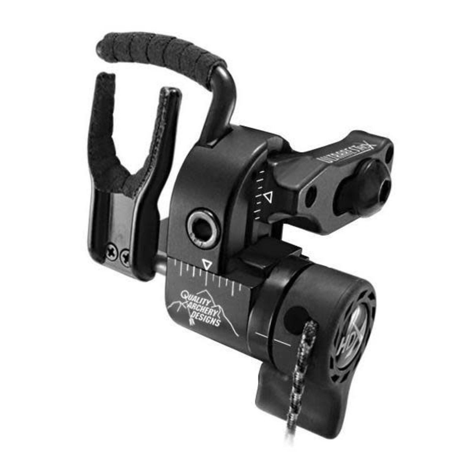 QAD QAD Ultra-Rest HDX RH (Black)