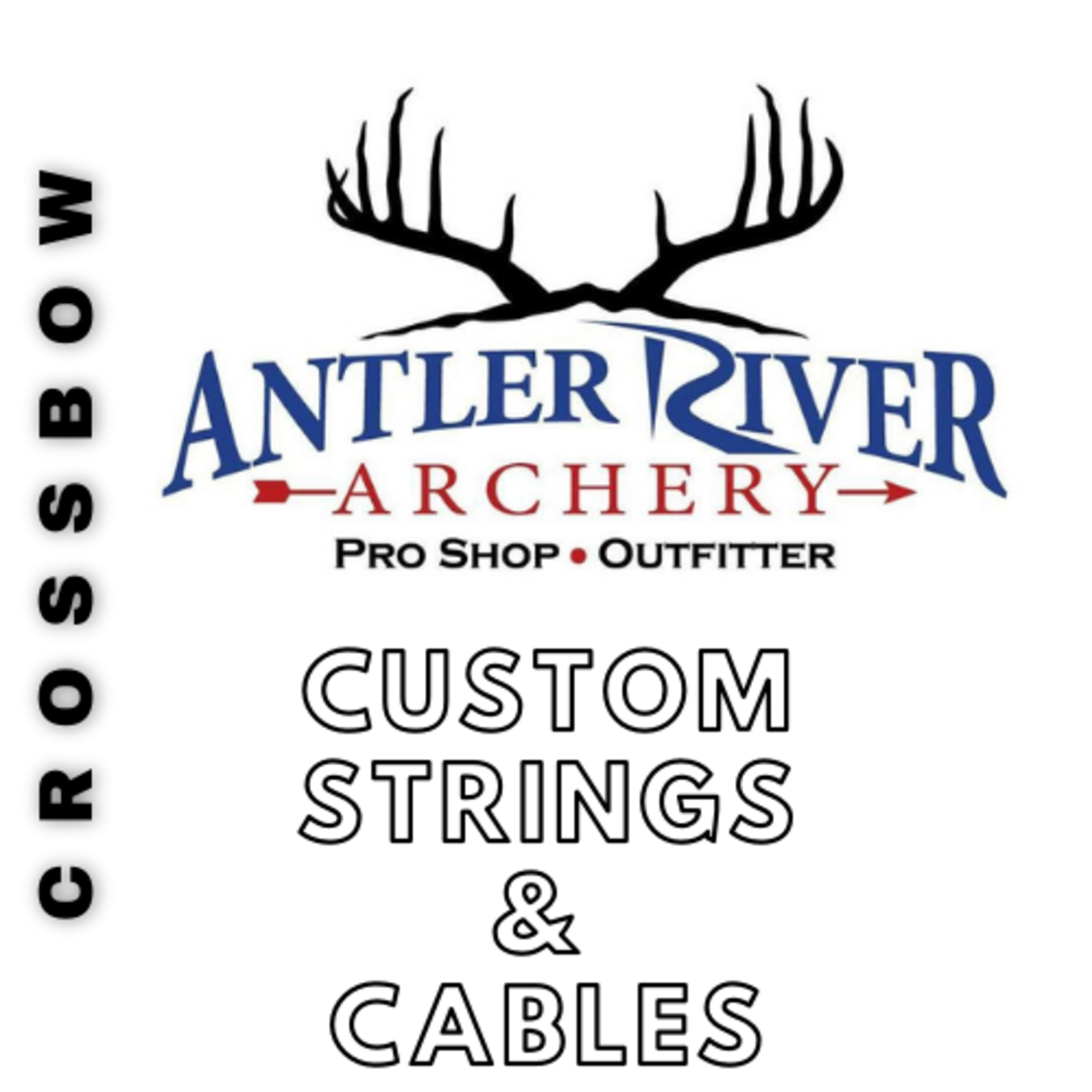 ARA Crossbow (Compound) String  1 Colour