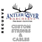 ARA ARA Recurve String 2 Colour Dacron