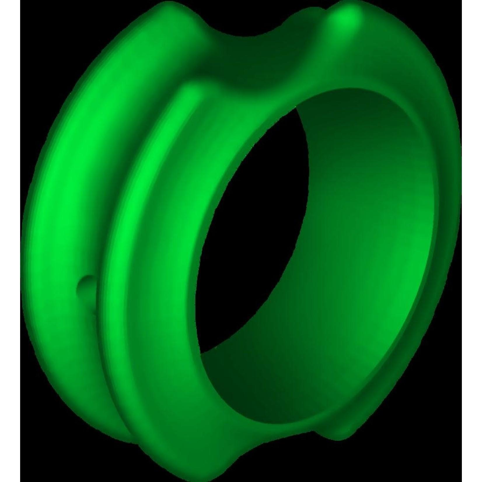 """G5 G5 Meta Pro Peep 1/4"""" Green"""