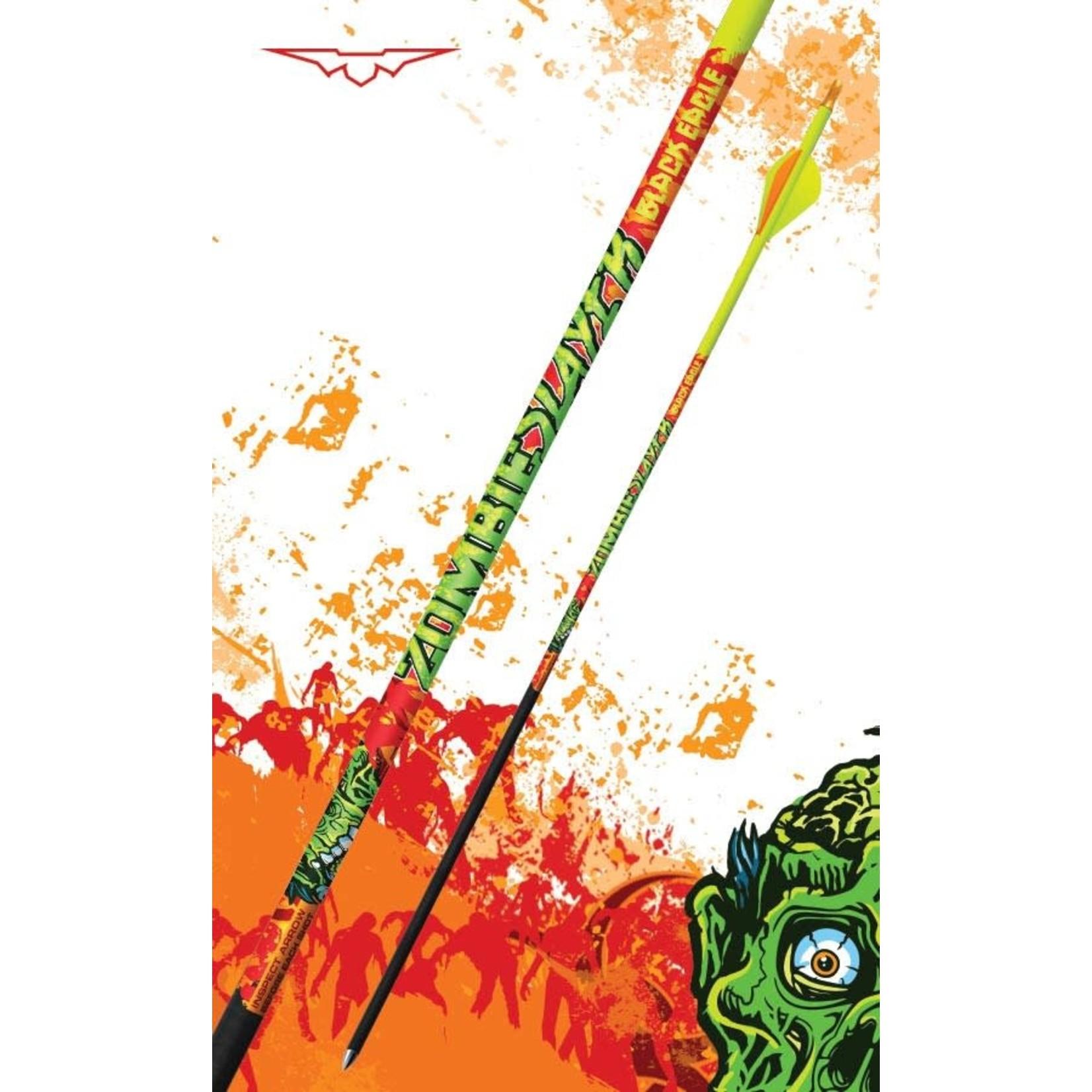 Black Eagle Black Eagle Zombie Slayer Crested Arrows 300 .001 (6 Pk)