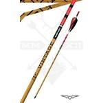 Black Eagle Black Eagle Vintage Crested Feathered Arrows 500 (6 Pk)