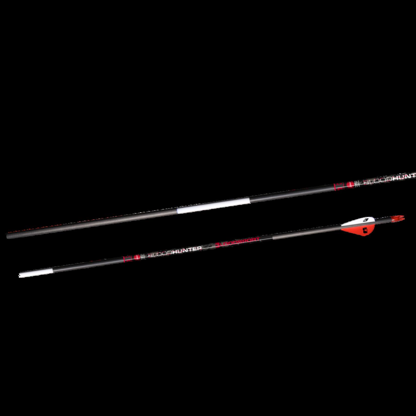 Bloodsport Bloodsport Bloodhunter Arrows 400  .004 (6 pk)