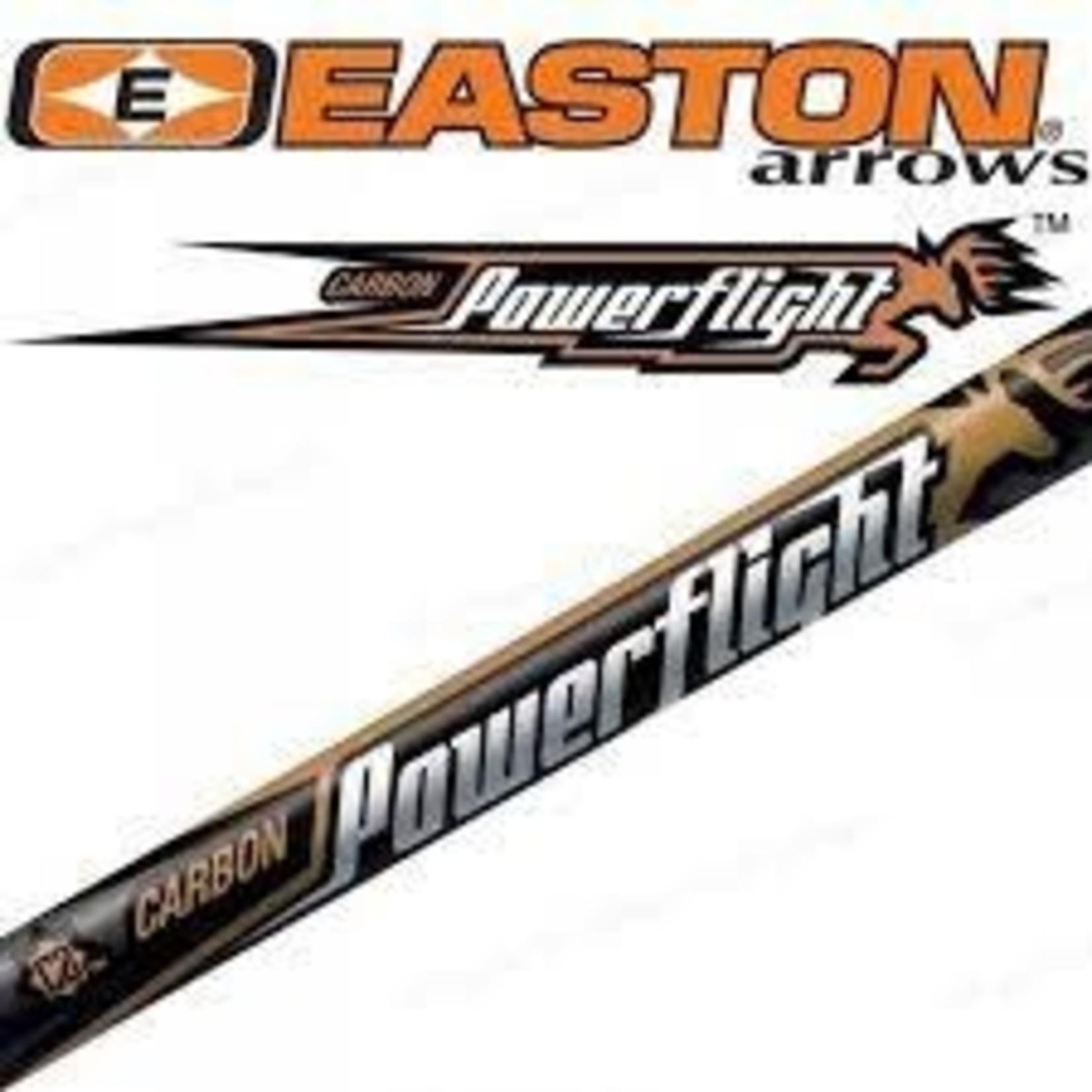 Easton Easton Powerflight  Arrows 500 (1/2 doz)