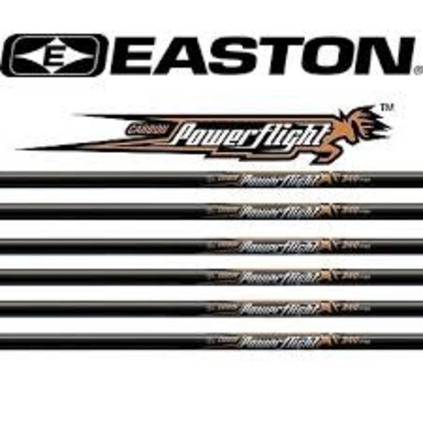 Easton Easton Powerflight Arrows  340 (1/2 doz)
