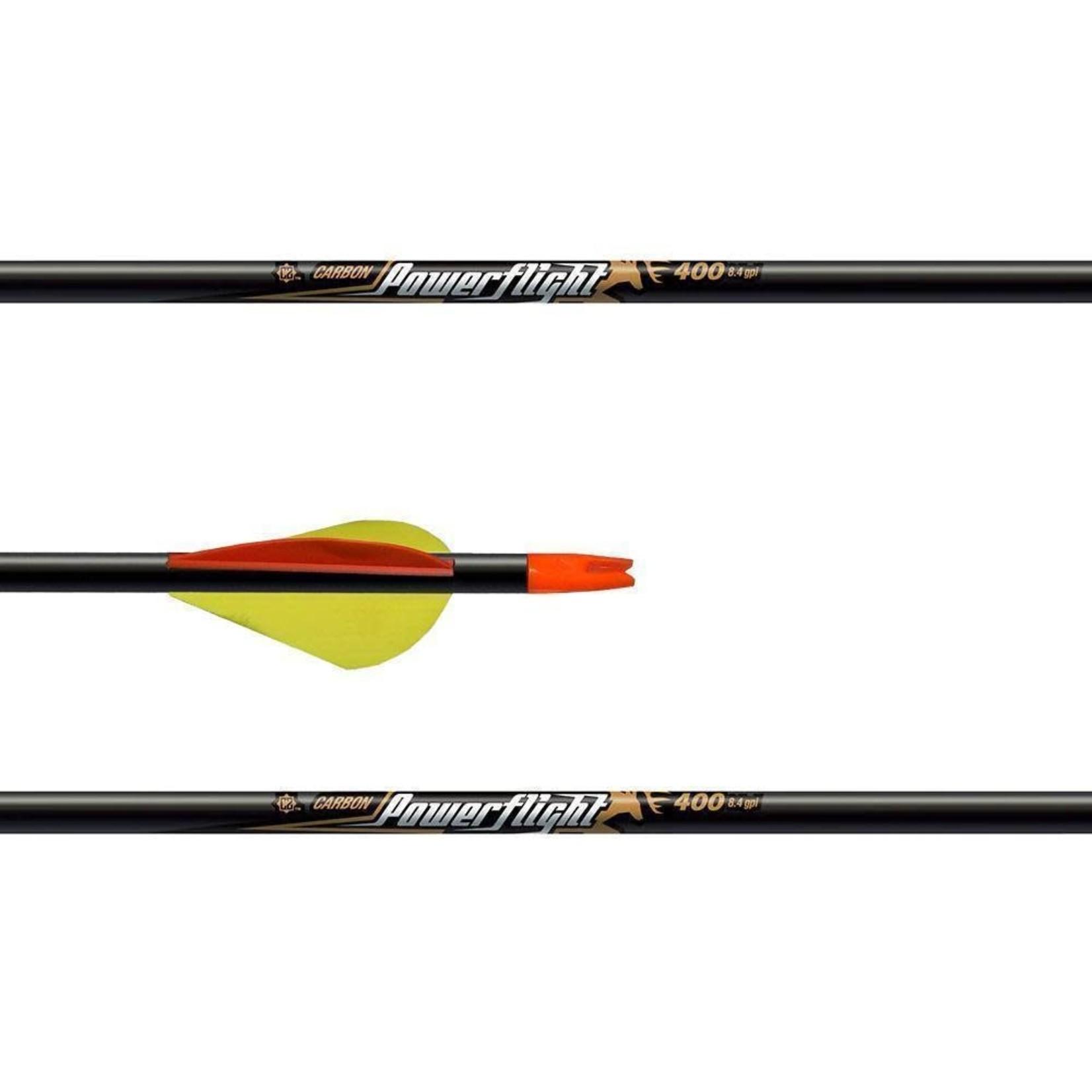 Easton Easton Powerflight Arrows 300 (1/2 doz)