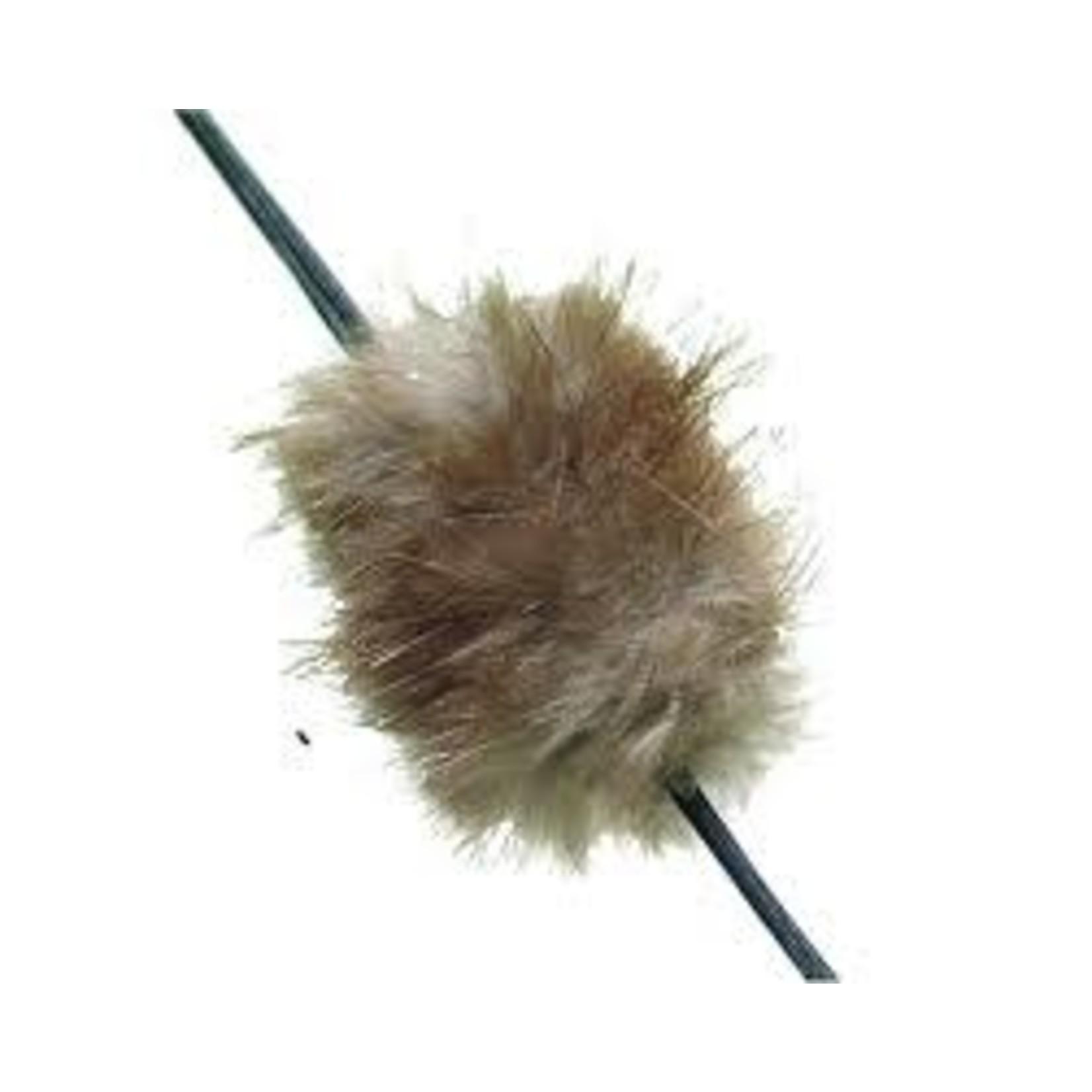 Mountain Man Furs Beaver Ball Silencers
