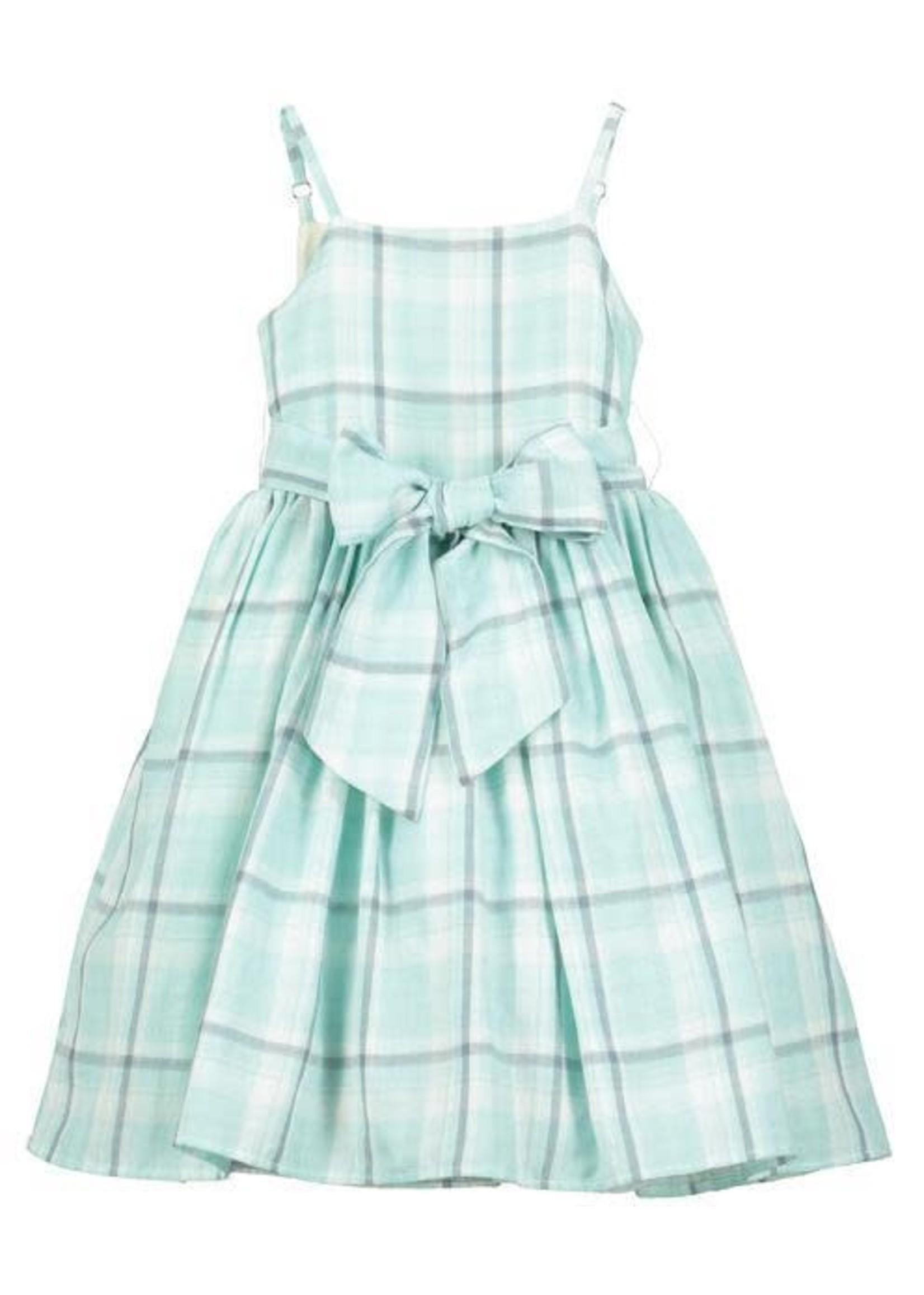 V Sun Dress