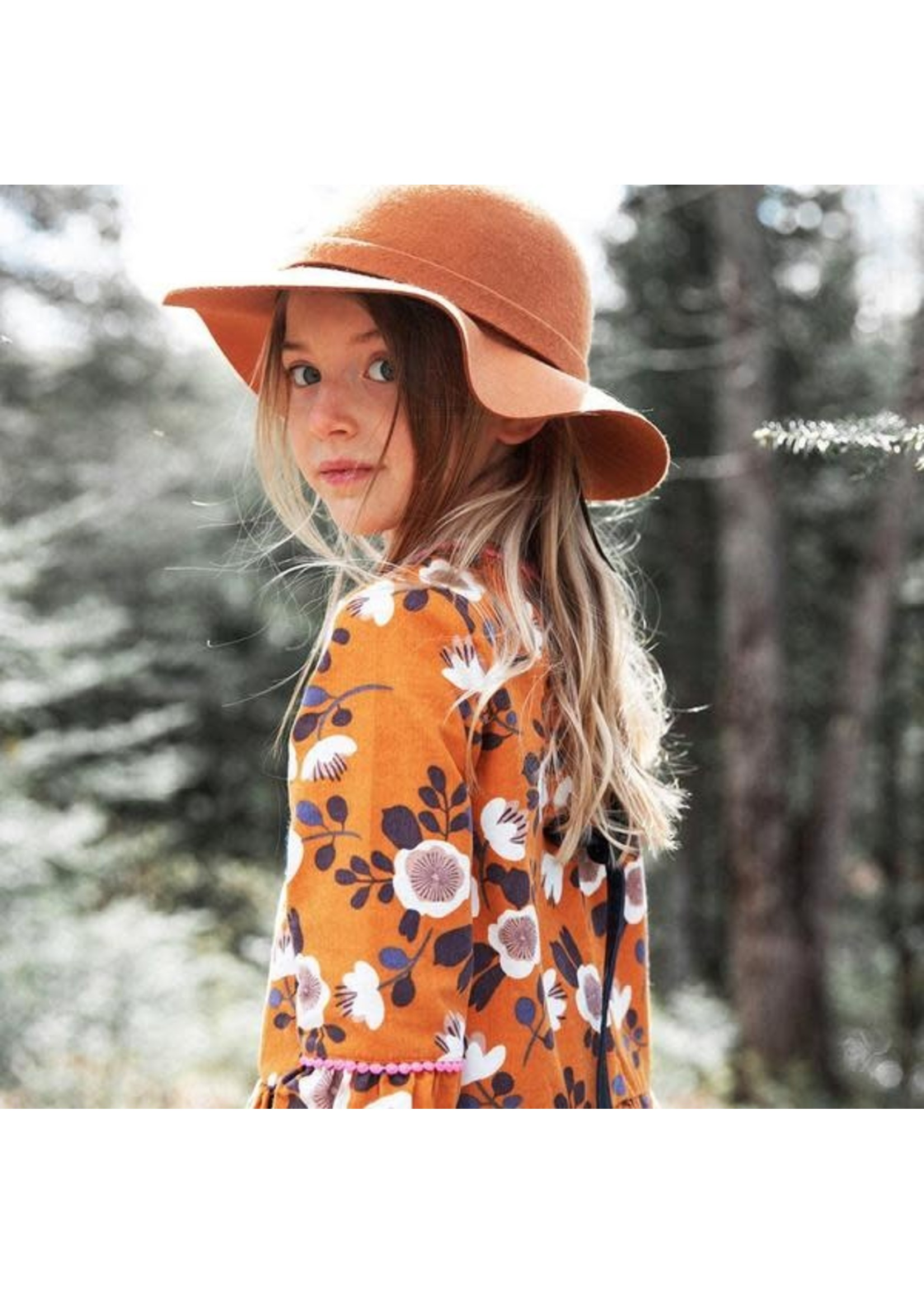 DPD Fall Flower Tunic