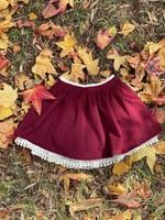 Vignette V. Violet Skirt