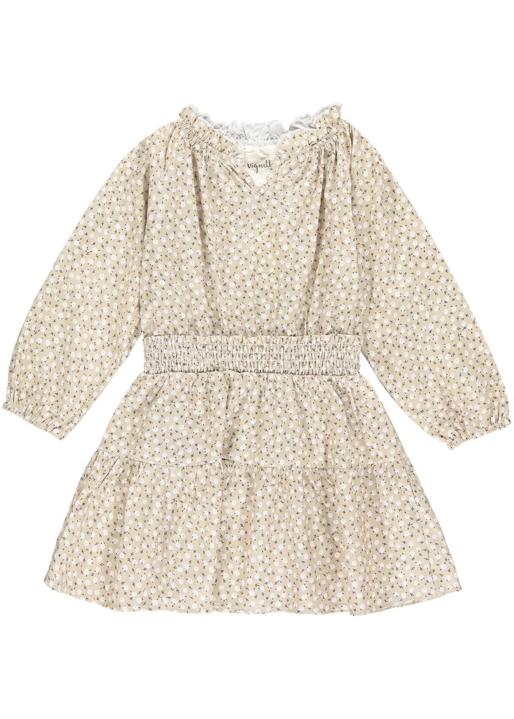 Vignette V. Willow Dress