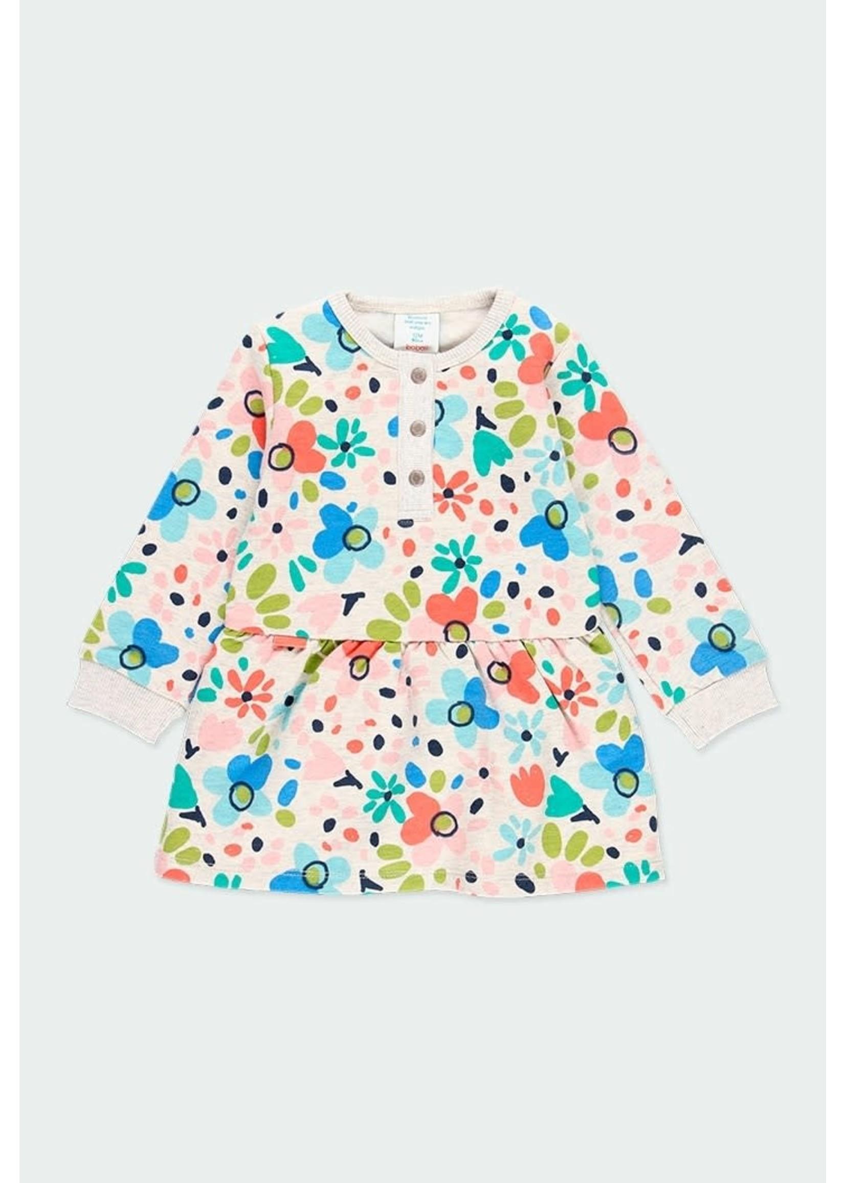 Boboli Bo. Sweatshirt Dress