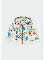 Boboli Bo. Removable Hood Jacket