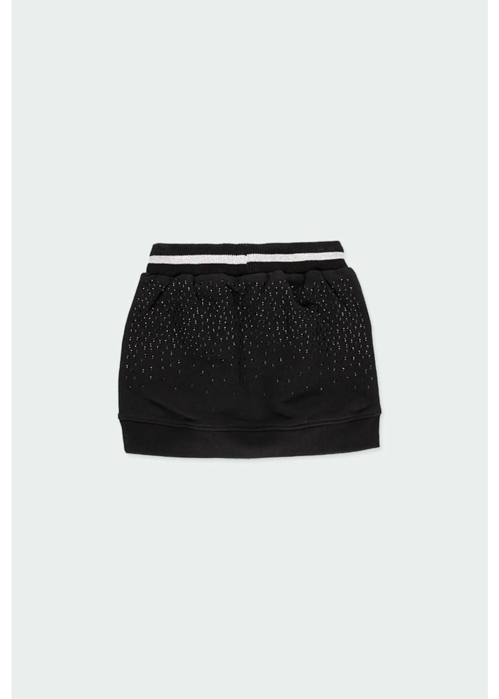 Boboli Bo Fleece Skirt Rock