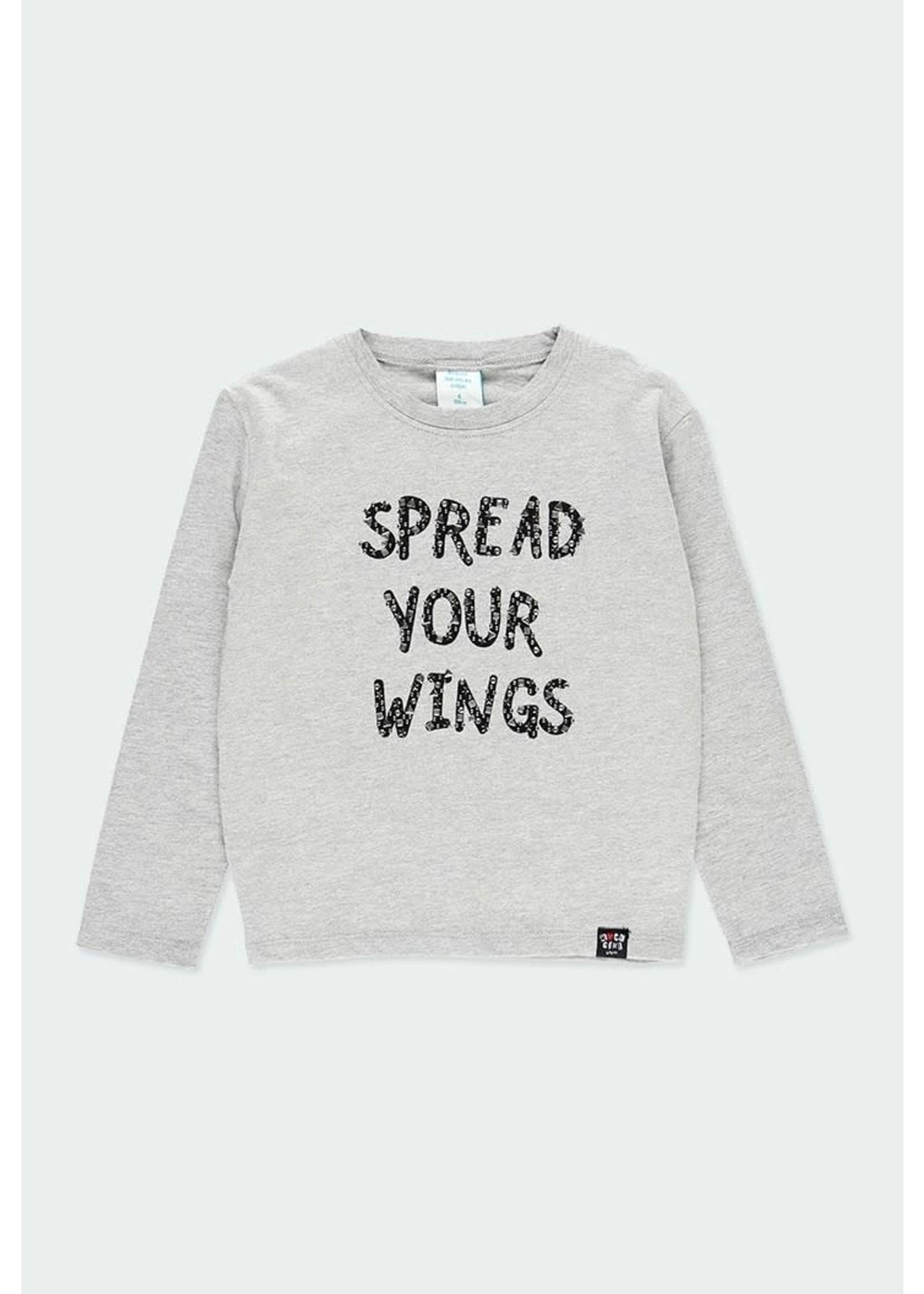 "Boboli Bo. L/s ""Spread Your Wings"""