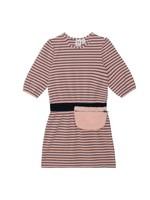 DPD Stripe Dress w/Pouch