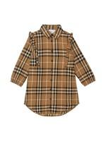 DPD Plaid Shirt Dress