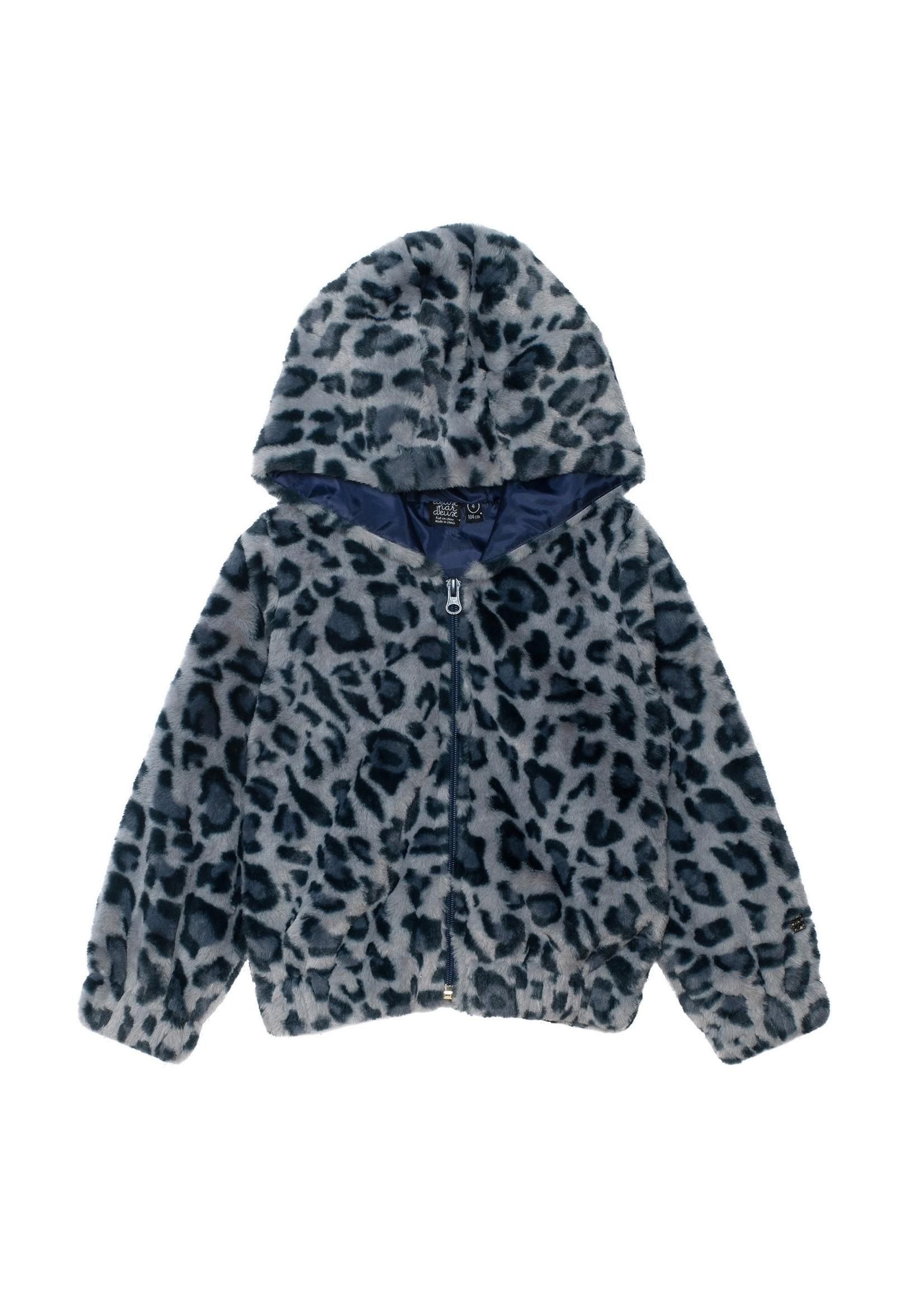 DPD Faux Fur Jacket