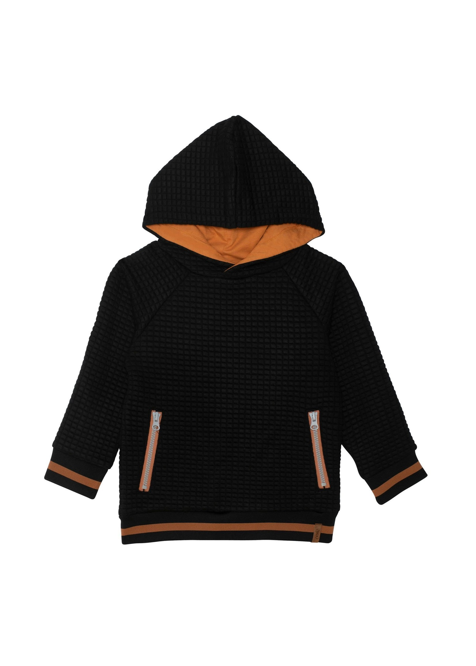 DPD Quilted Hoodie