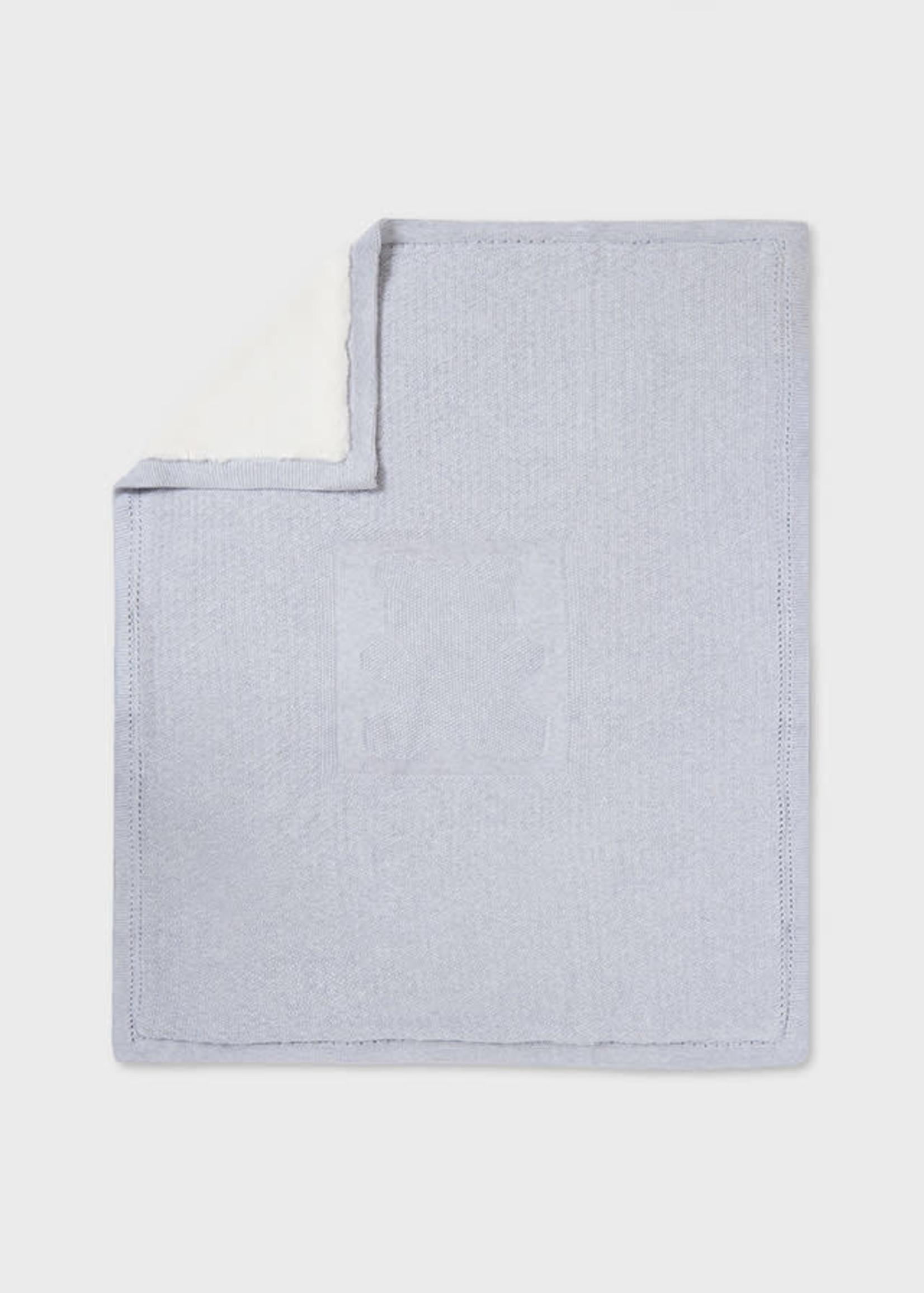 M Deluxe Baby Blanket