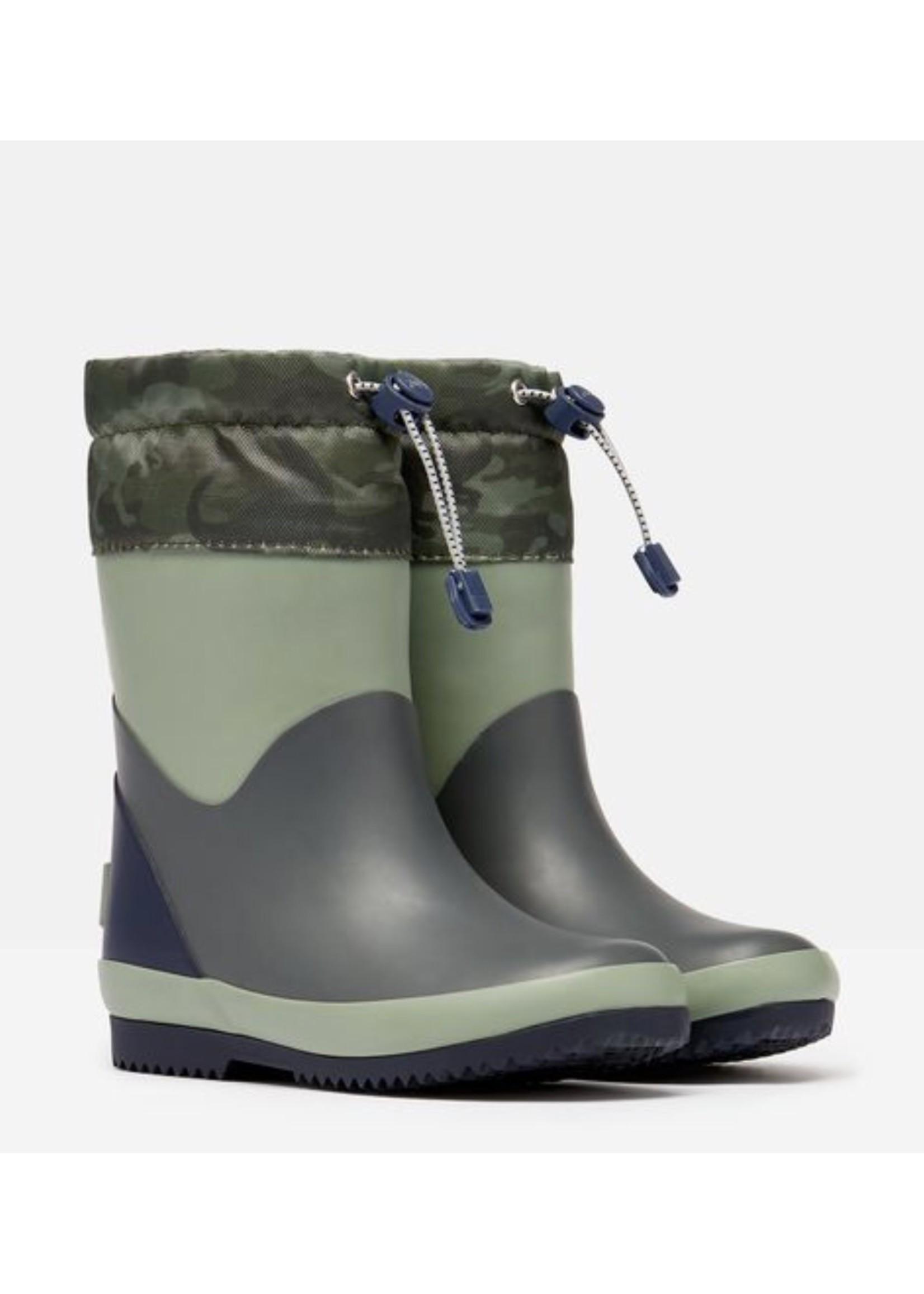 Joules Warm Wellie w/Toggle
