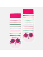 Joules Joules Bamboo Cat Socks