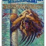 Evelina Dillon Grizzliesversary 24 x 36