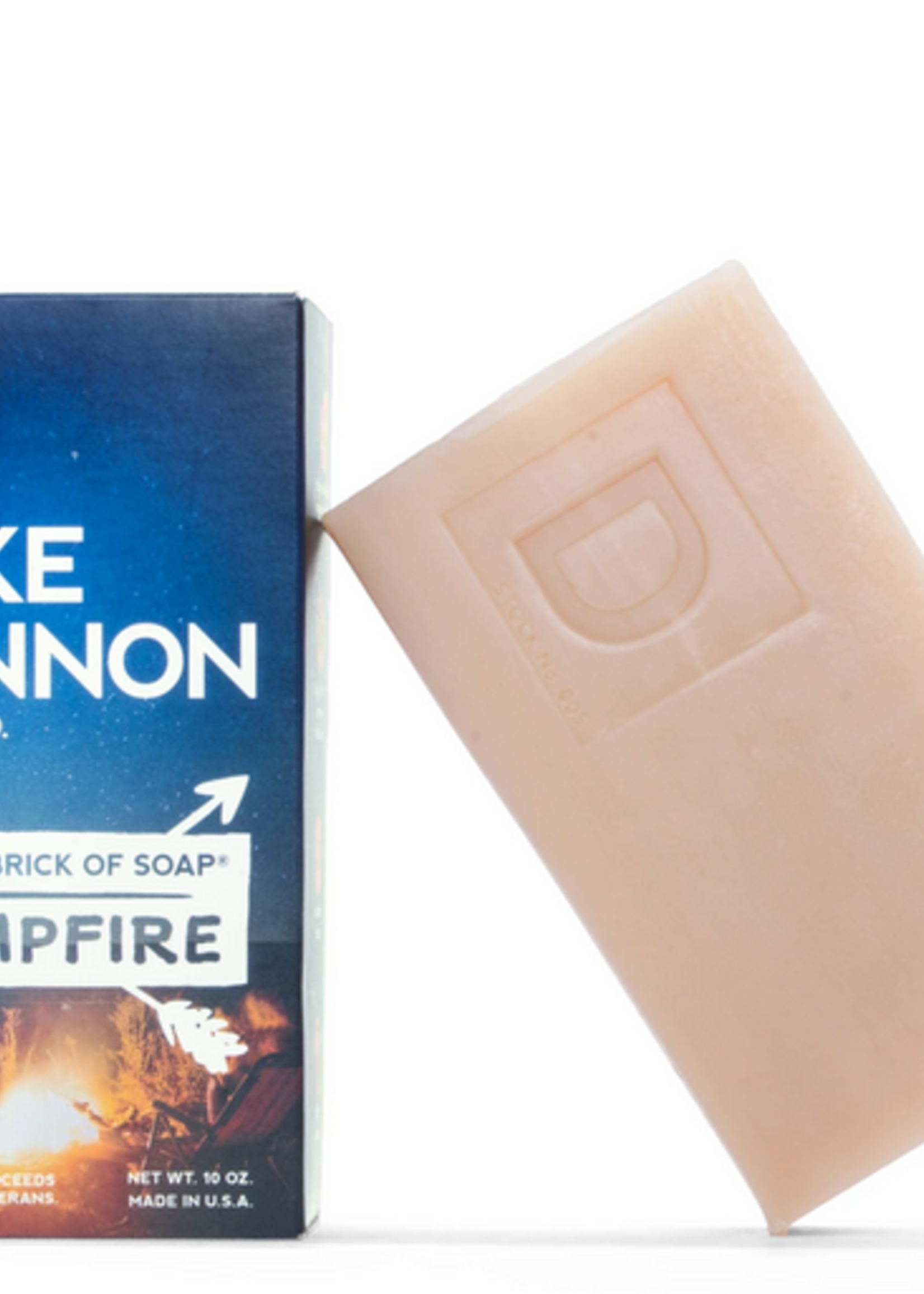 Duke Cannon Big Ass Brick of Soap Campfire