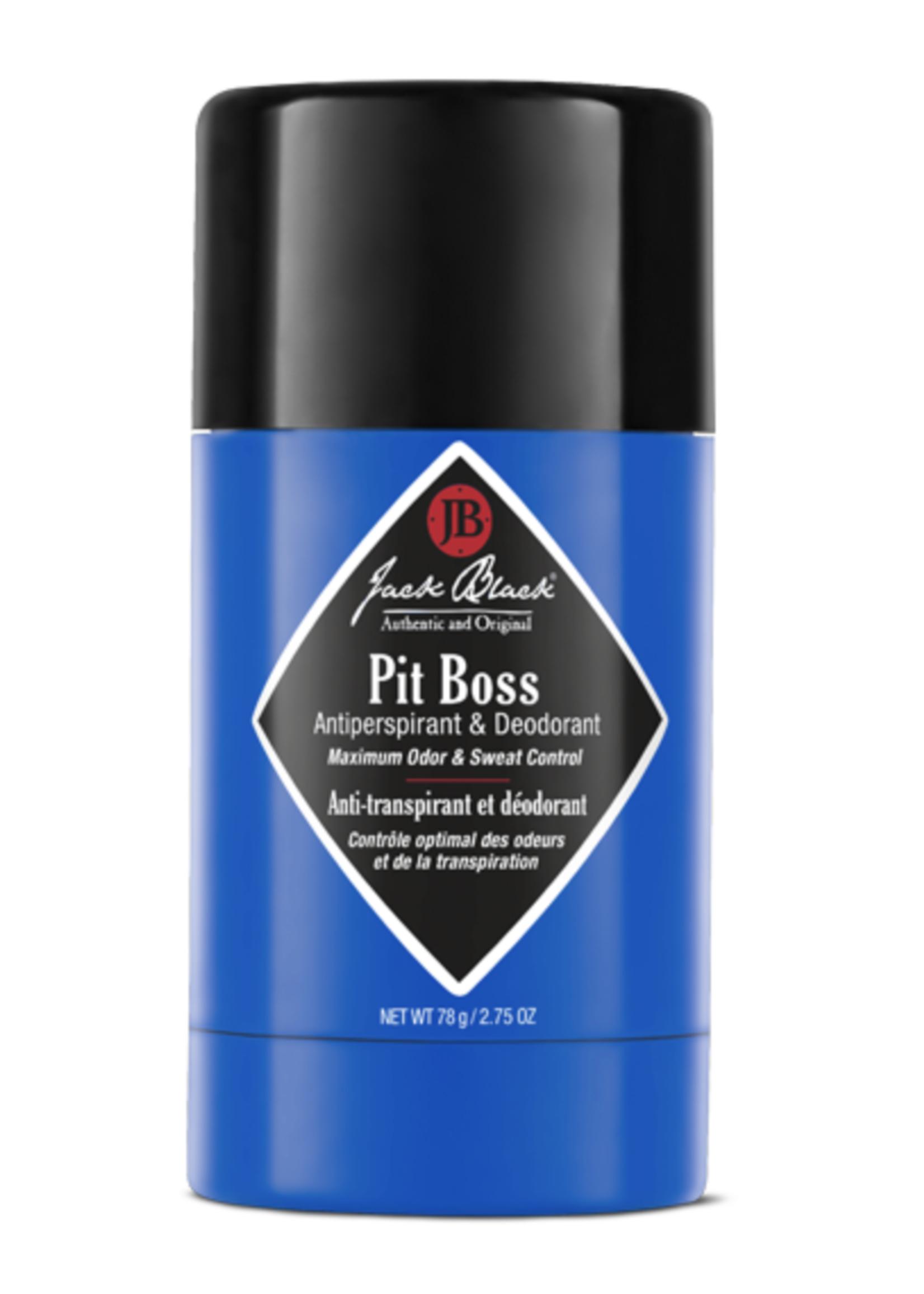 Jack Black Pit Boss Antiperspirant and Deodorant, 2.75 oz.