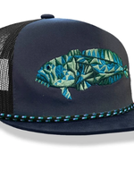 Toadfish Captains Rope Hat