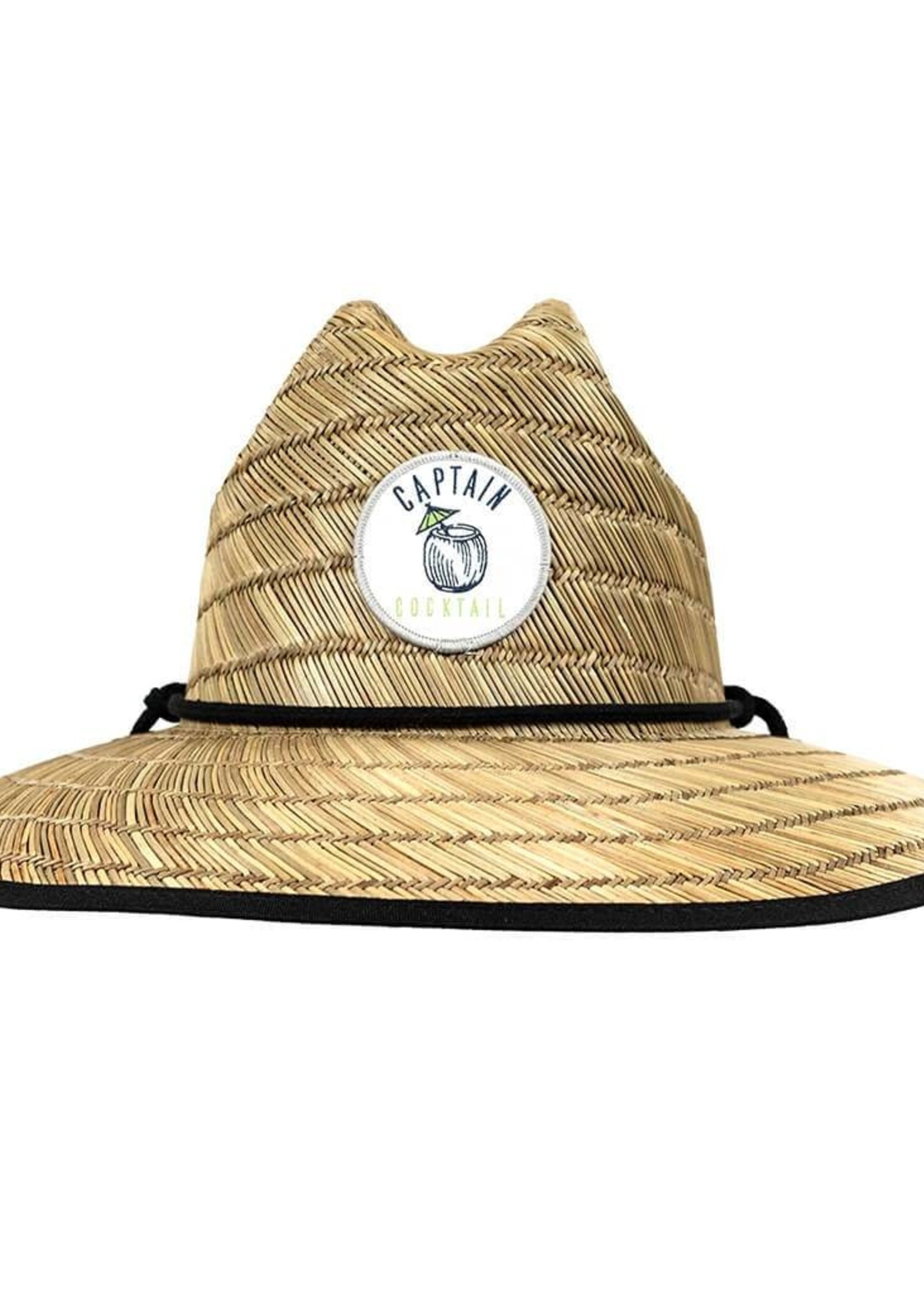 Toes on the Nose Baja Beach Hat