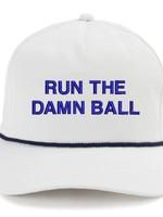Onward Reserve Run The Damn Ball Rope Hat Blue/White