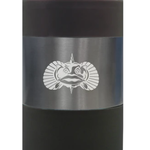 Toadfish Graphite Non-Tipping Can Cooler