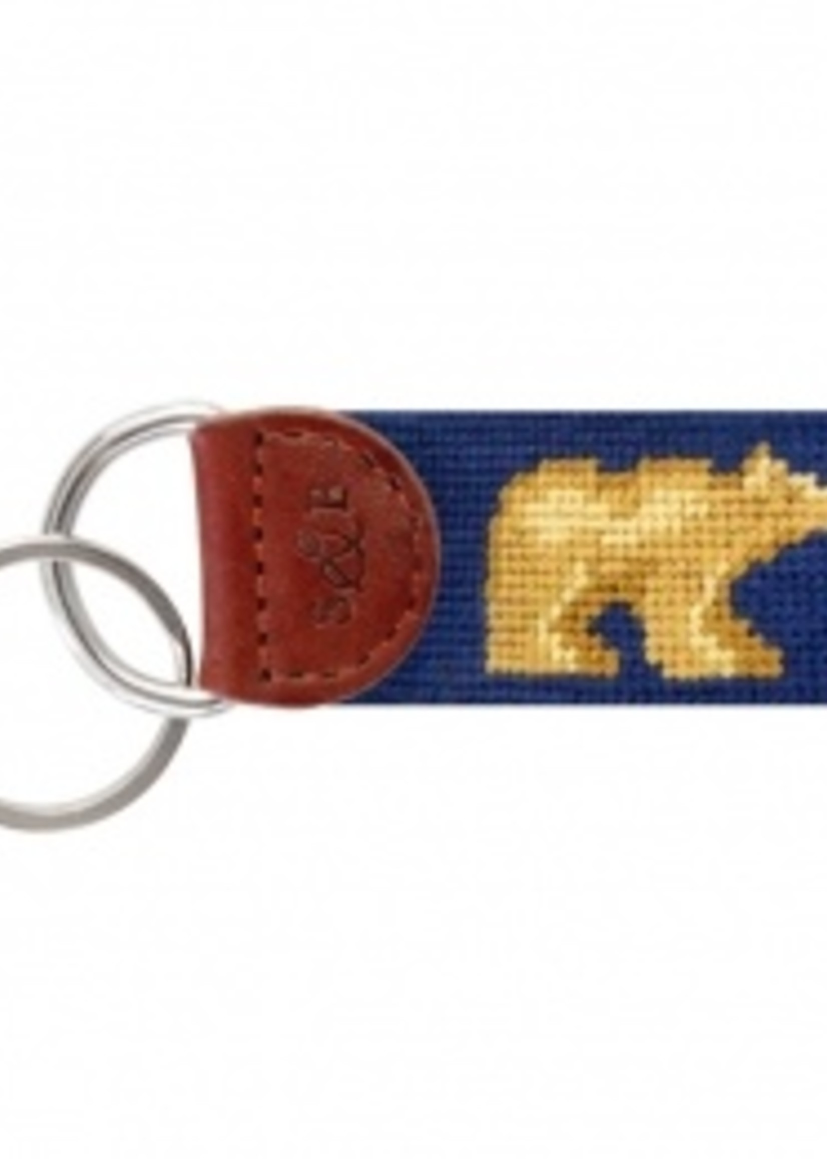 Smathers & Branson Jack Nicklaus Golden Bear Key Fob