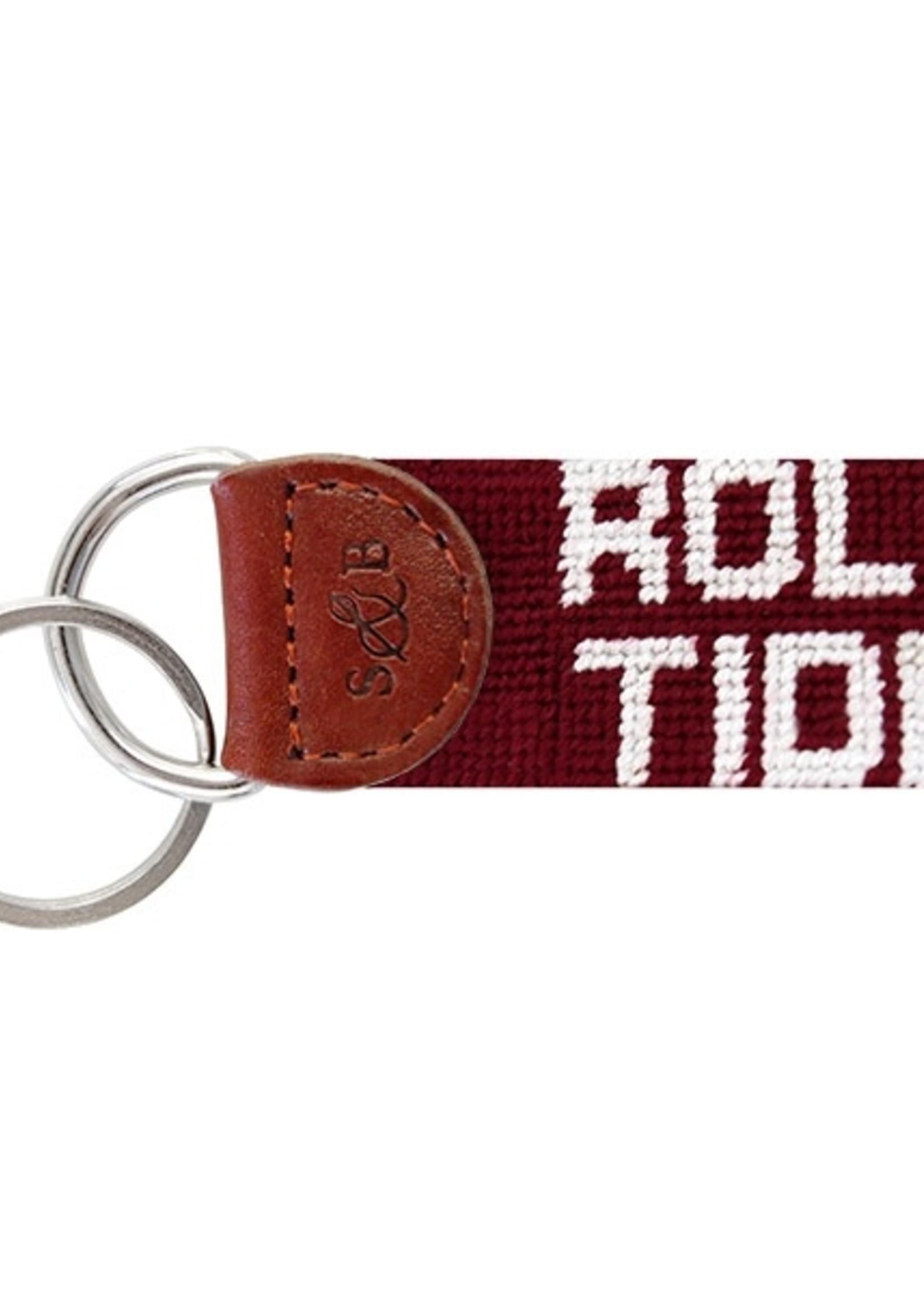 Smathers & Branson Roll Tide Key Fob