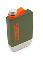 Yukon Outfitters Yukon Olive Flask