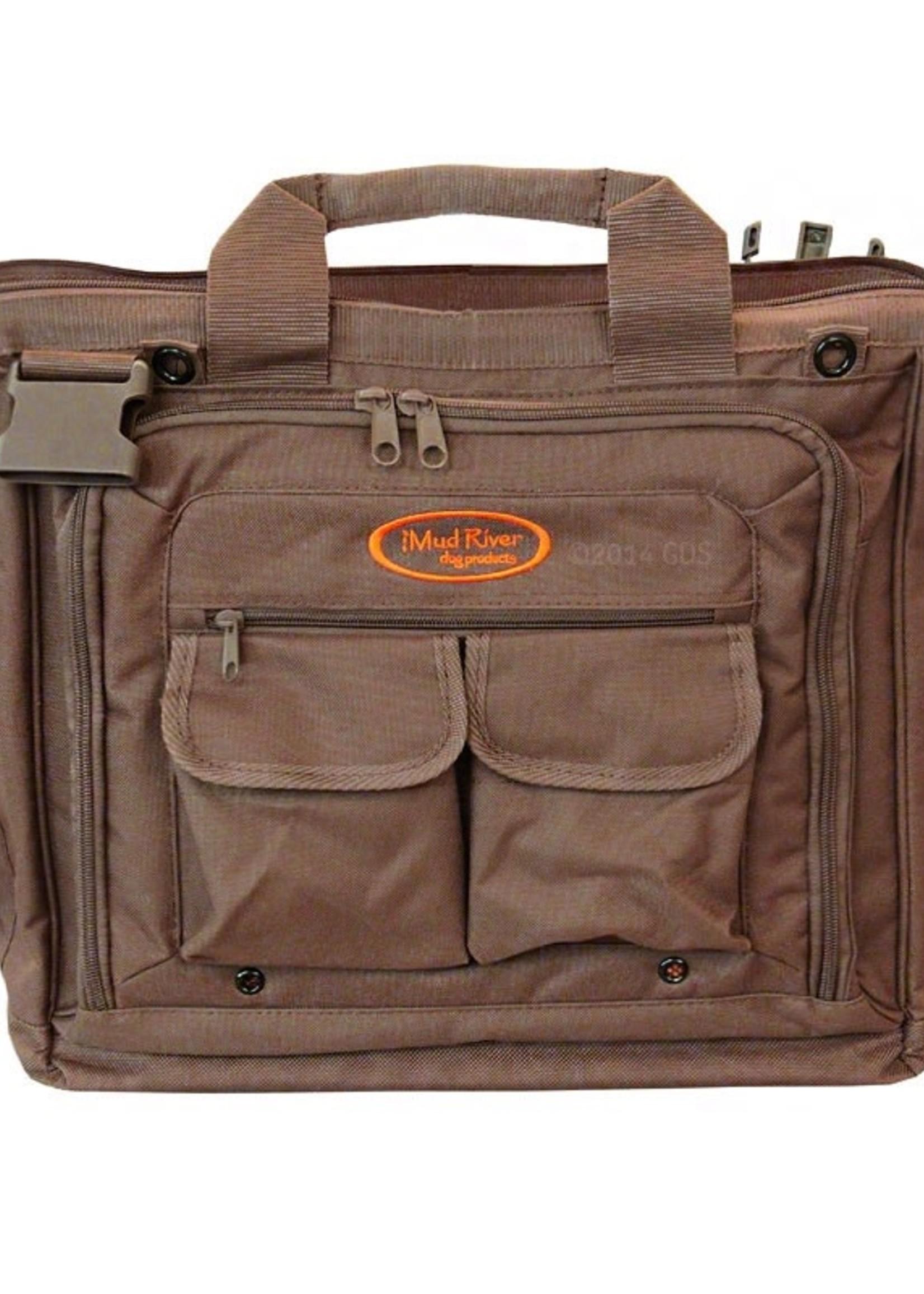 BOYT HARNESS COMPANY Mud River - The Handlers Bag - Brown