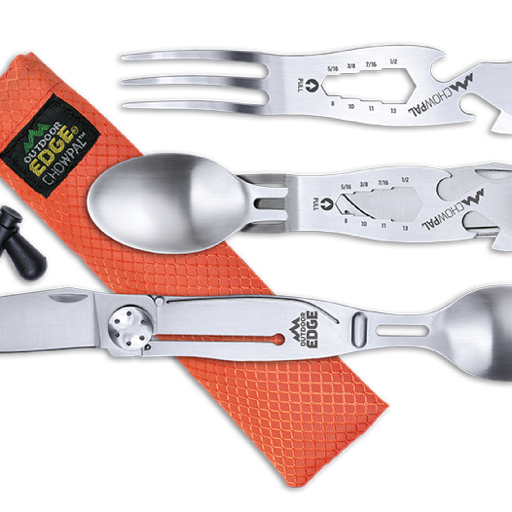 Outdoor Edge CHOWPAL - Mealtime Multitool (Blister)