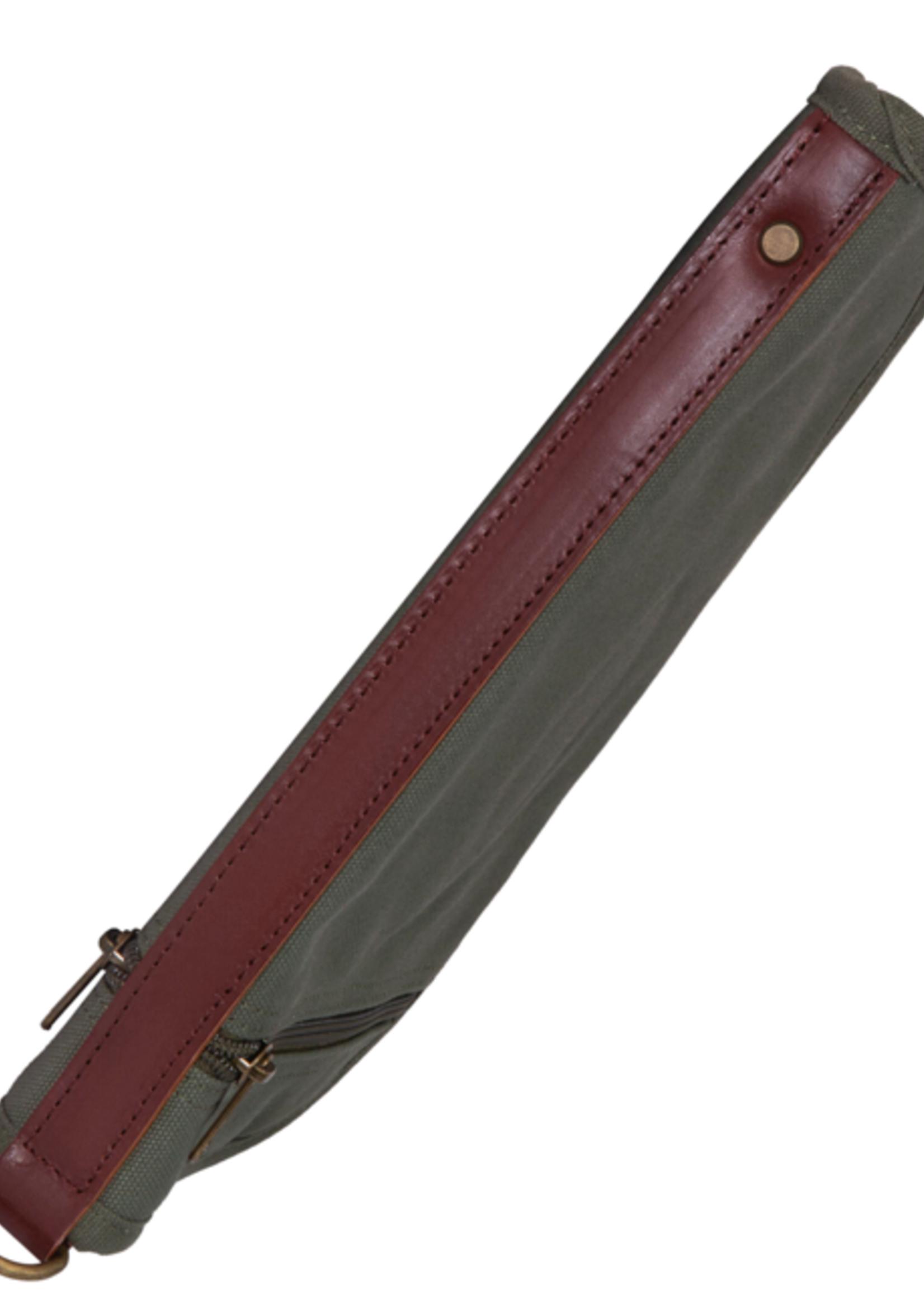 "BOYT HARNESS COMPANY Boyt Soft Handgun Case 8"" w/ Pocket OD Green"